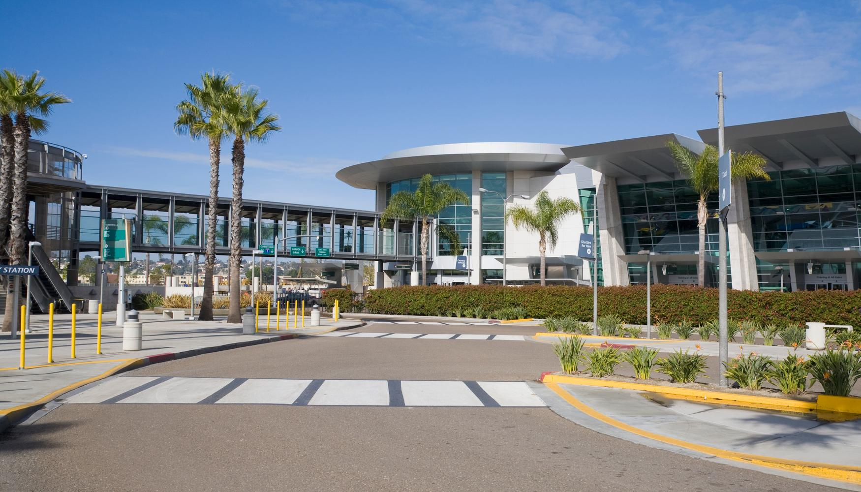 Car hire at San Diego Airport
