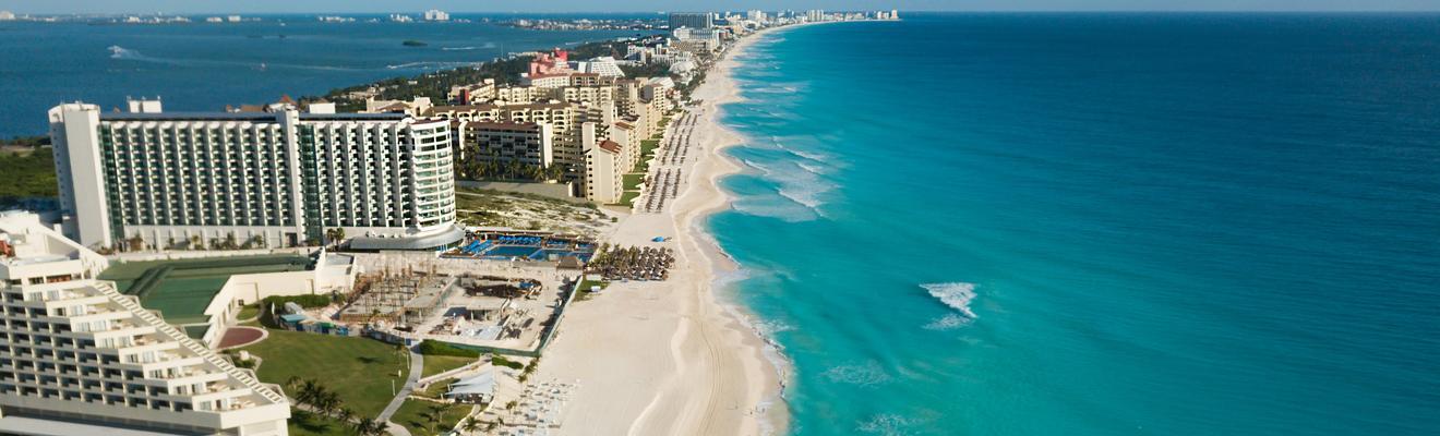 Канкун — отели