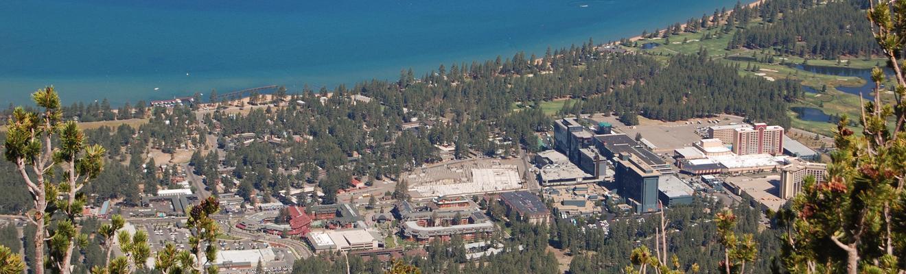 Ξενοδοχεία στην πόλη South Lake Tahoe