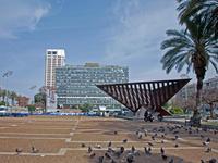 Tel Aviv hotellia