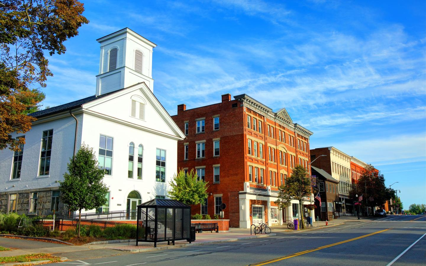 Hotels in Amherst