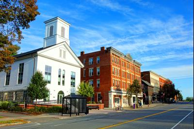 Amherst hotels