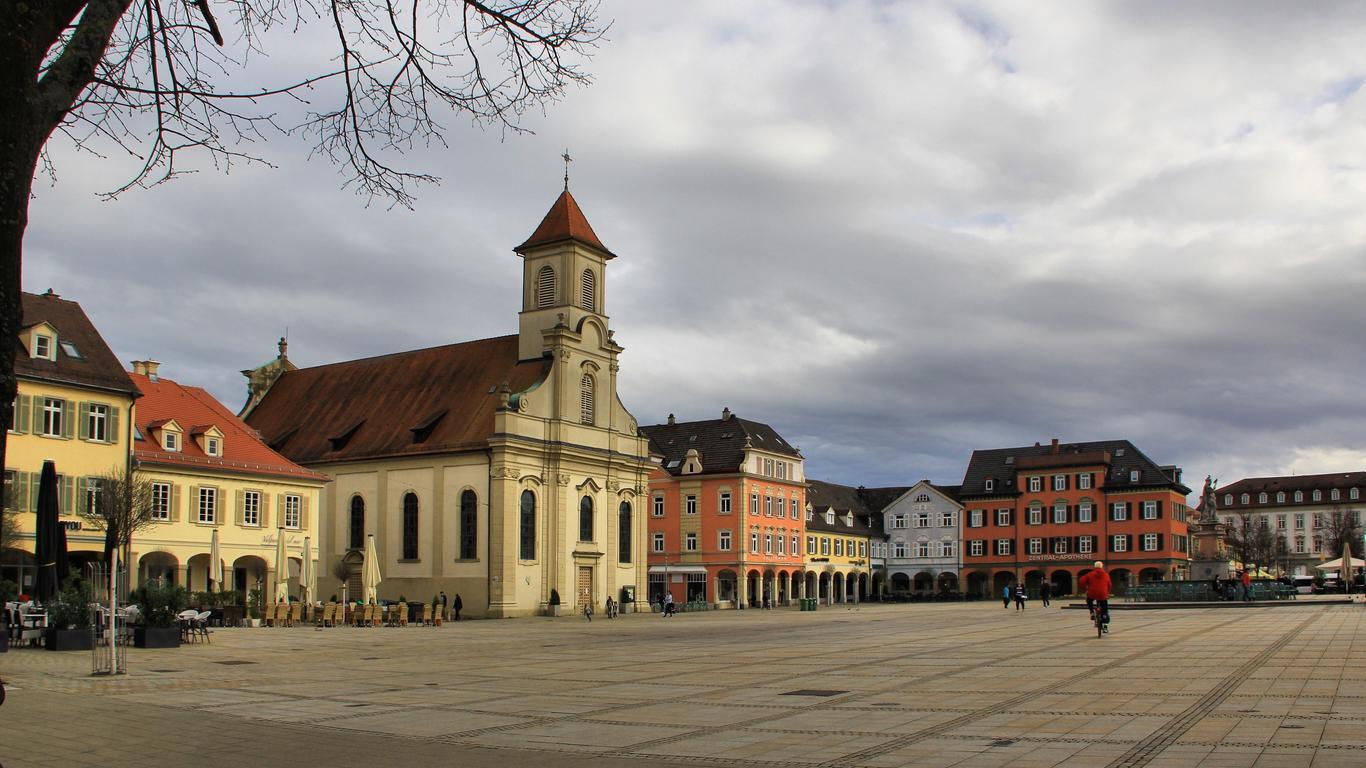 Ludwigsburg autoverhuur