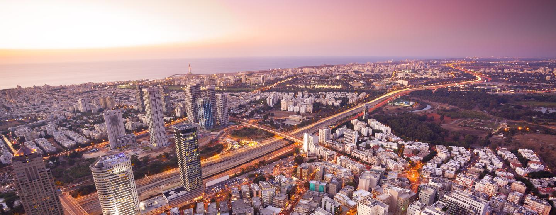 Autonvuokraus Tel Aviv
