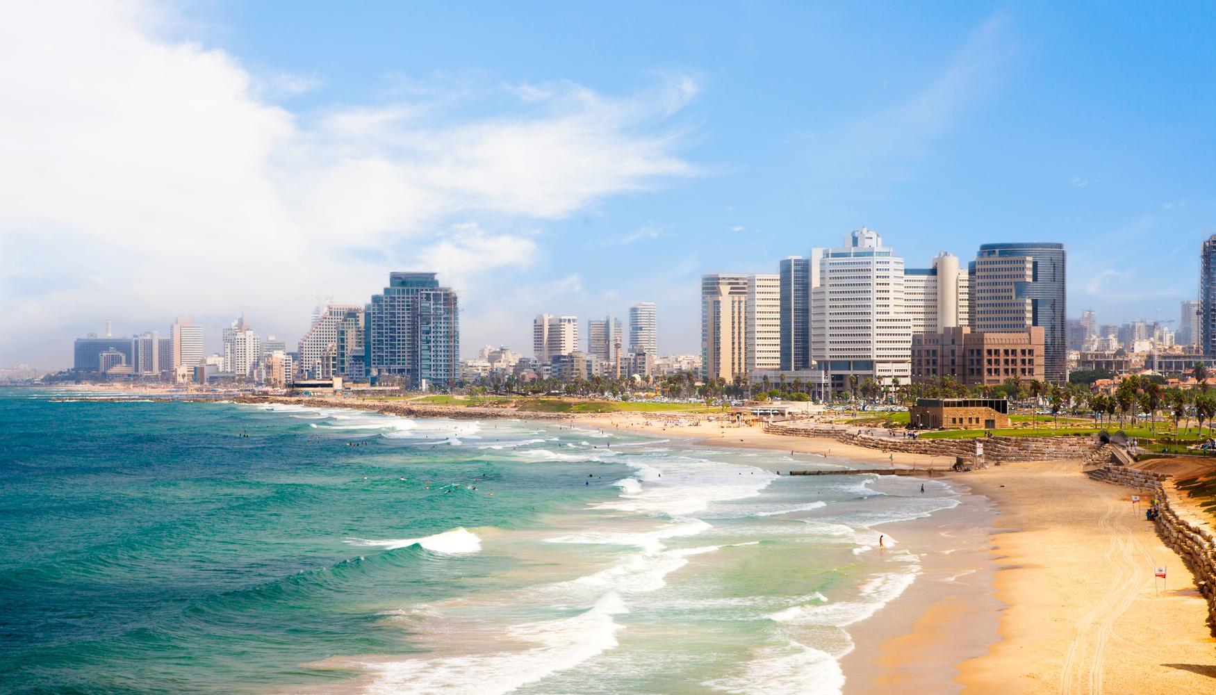 Autonvuokraukset Tel Aviv Sde Dov lentokenttä