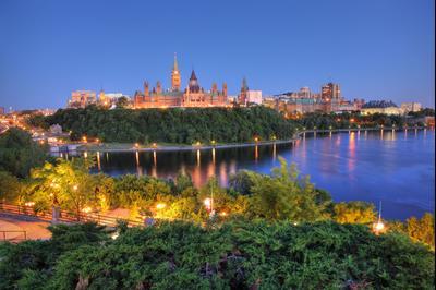 Hôtels à Ottawa