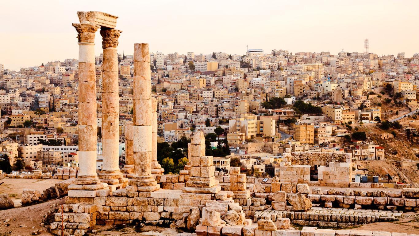 Noleggio auto Amman