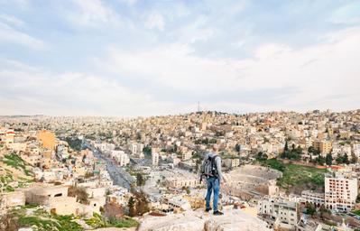 Hôtels à Amman