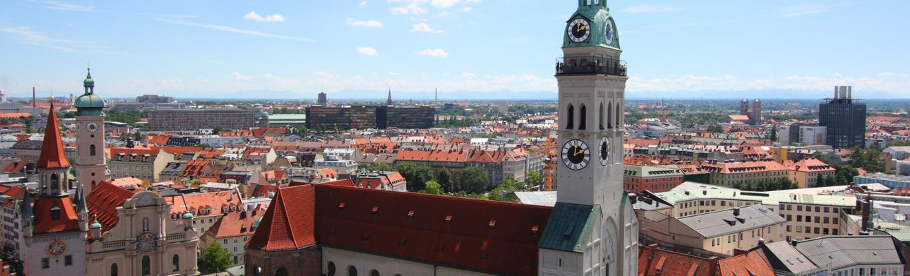 München hotellia