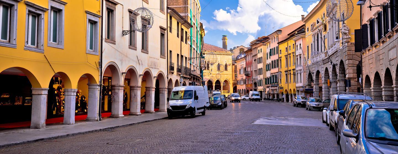 Udine Car Hire