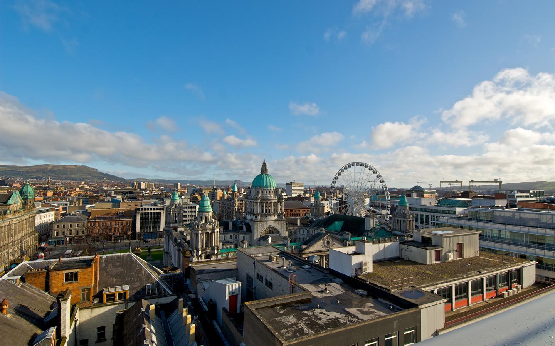 Belfast hotels