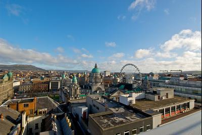 Belfast hotellia