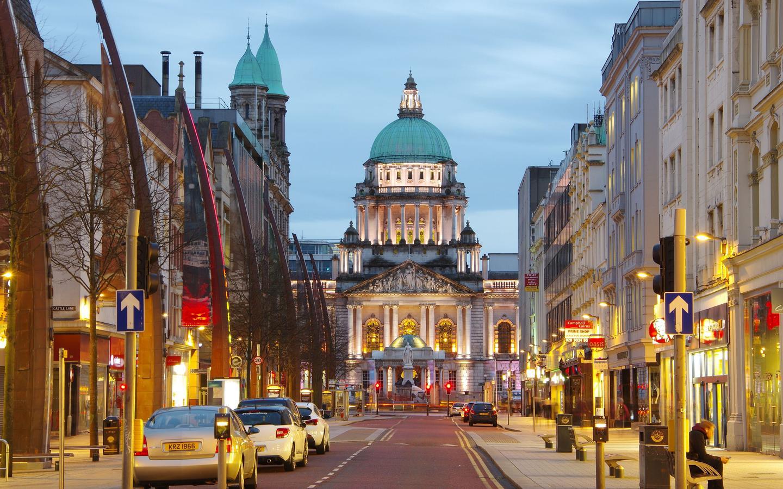 Belfast hoteles