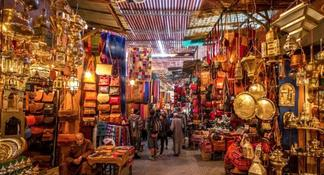 Marrakech Day Trip including Lunch, Camel Ride from Casablanca