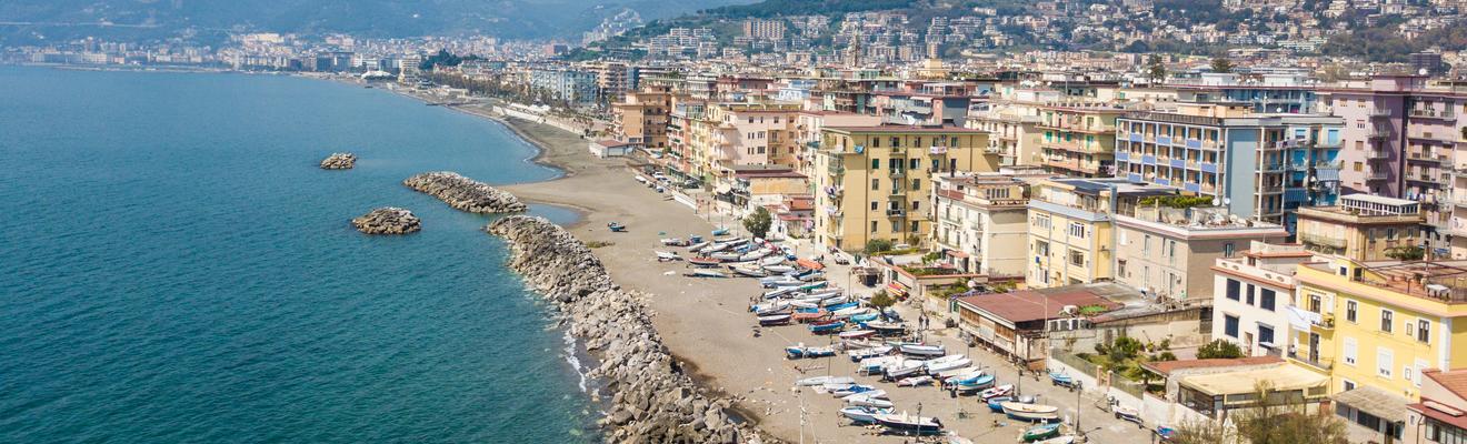 Ξενοδοχεία στην πόλη Amalfi