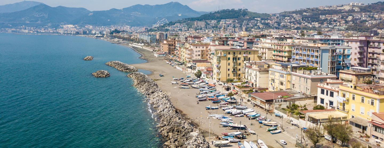 Lyxhotell i Amalfi