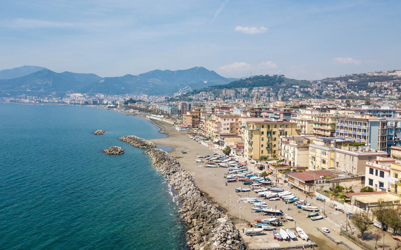Amalfi hotellia