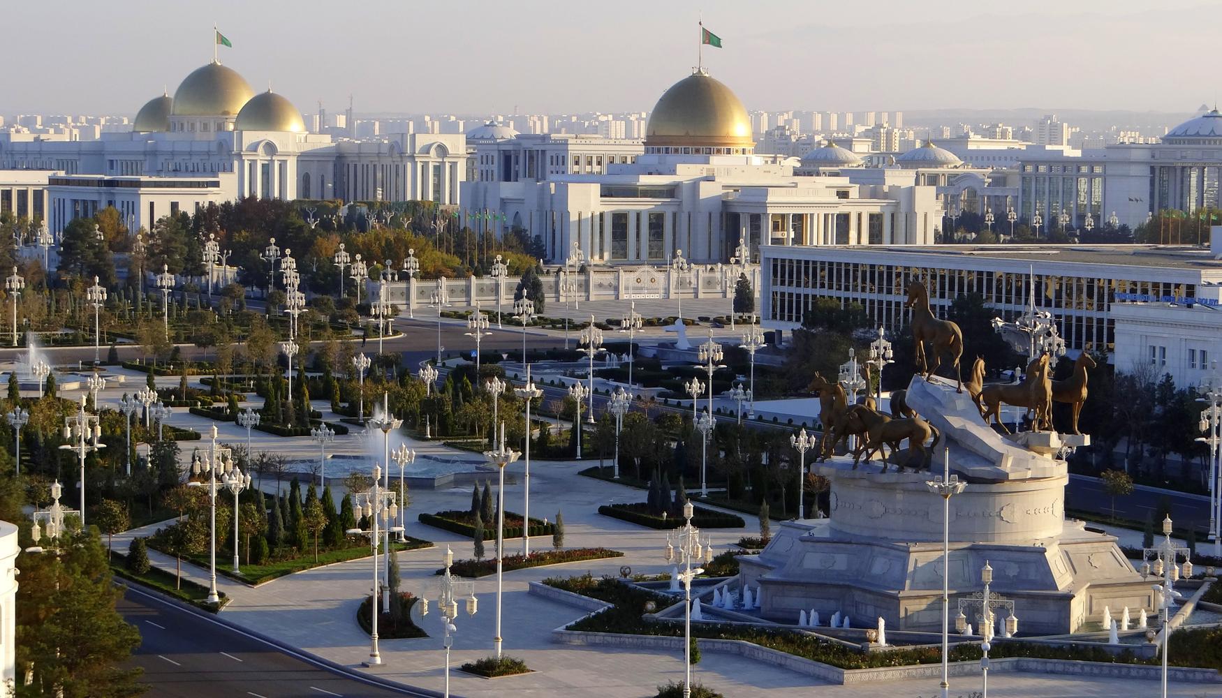 Car hire at Ashgabat Airport