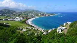 Saint Kitts and Nevis car rentals