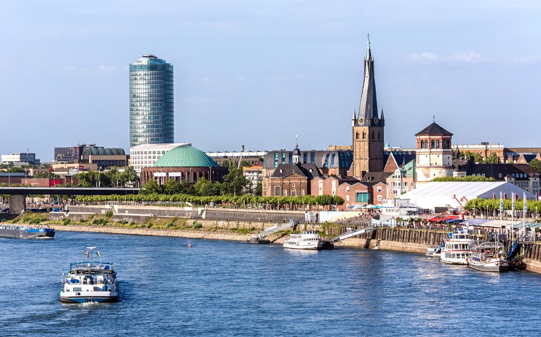 Düsseldorf hotels