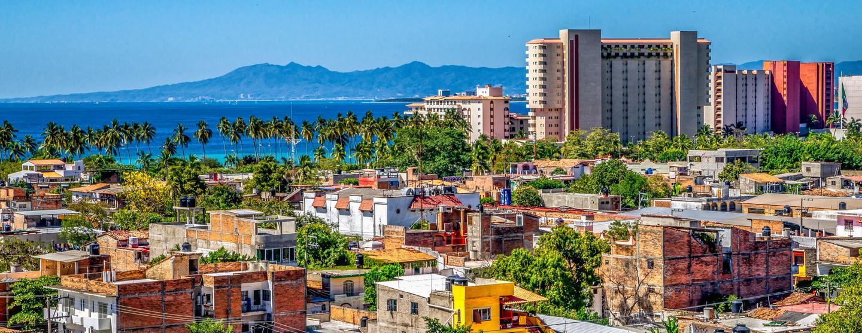 Puerto Vallarta romanttiset hotellit