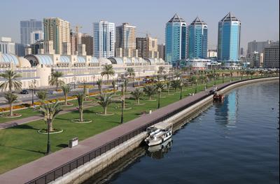 Khách sạn ở Sharjah