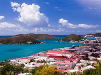 Khách sạn ở Saint Thomas Island