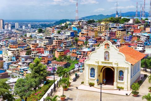 Offerte per hotel a Guayaquil