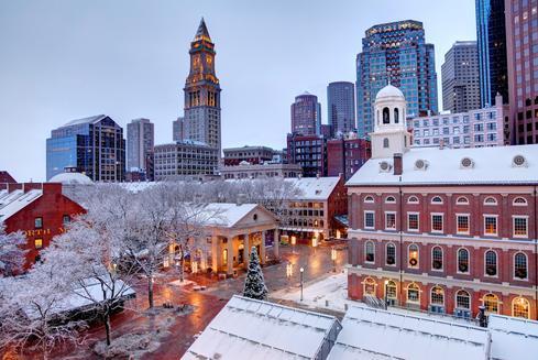 Oferty hoteli w: Boston