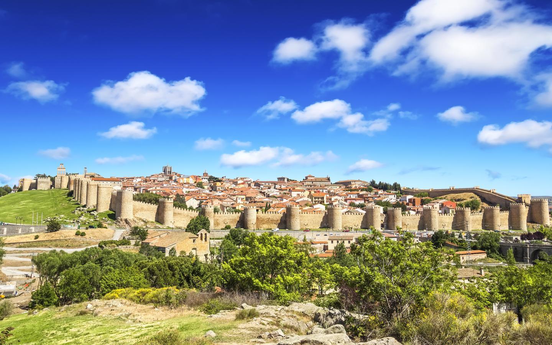 Hoteller i Ávila