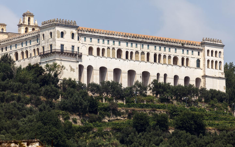 Nápoles hoteles