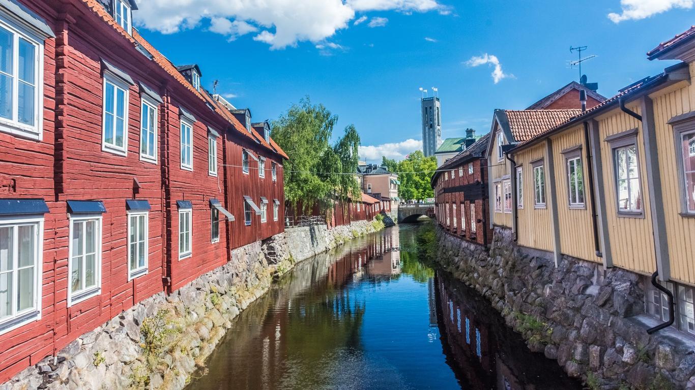 Hyrbilar i Västerås