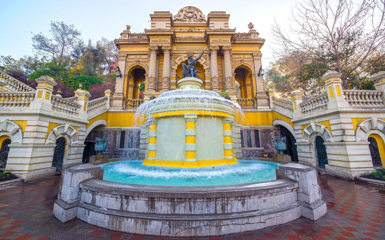 Khách sạn ở Santiago