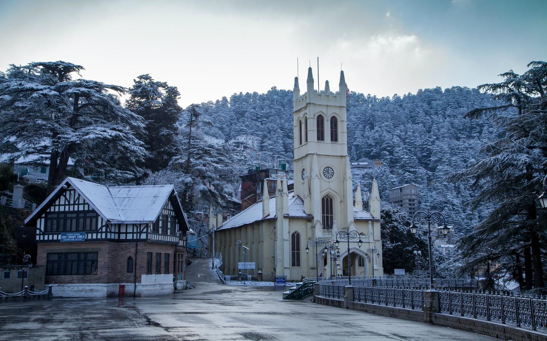 Shimla hoteles