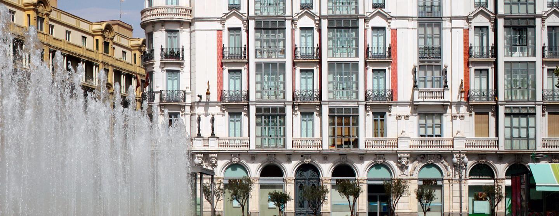 Valladolid luxury hotels