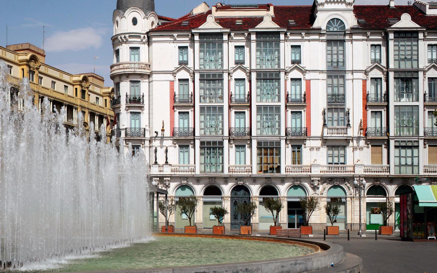 Hotels in Valladolid
