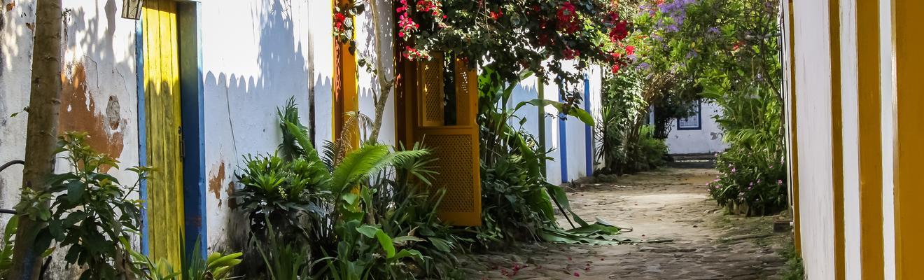 Ξενοδοχεία στην πόλη Paraty