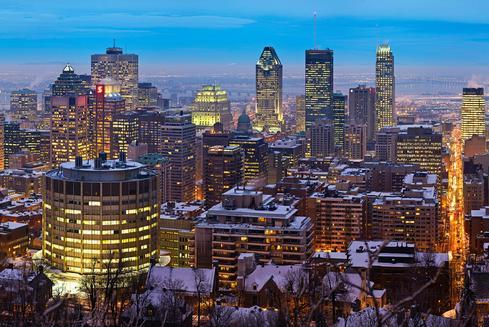 Oferty hoteli w: Montreal