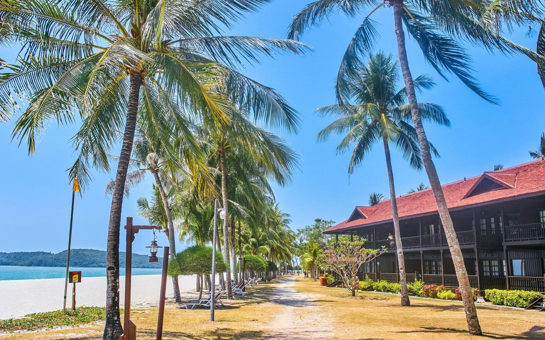 Pantai Cenang hotels