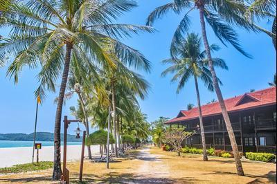 Pantai Cenang hoteles