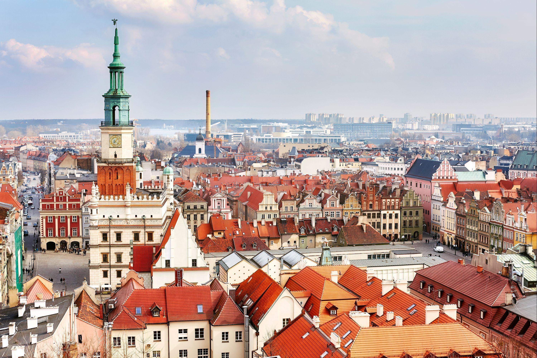 Call girl in Poznan