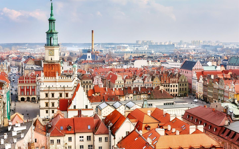 Poznan hotels