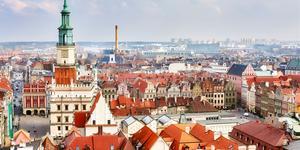 Leiebiler i Poznan