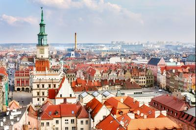 Hotele: Poznań