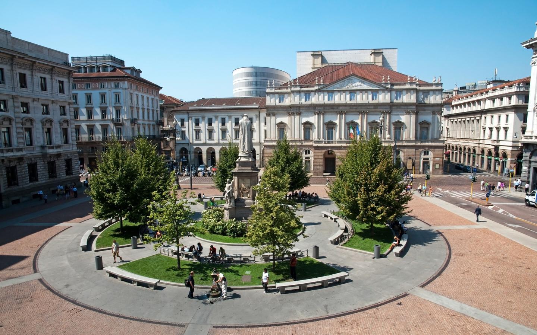 Hôtels à Milan