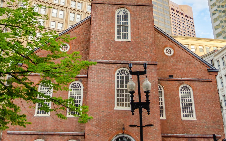 Boston hoteles