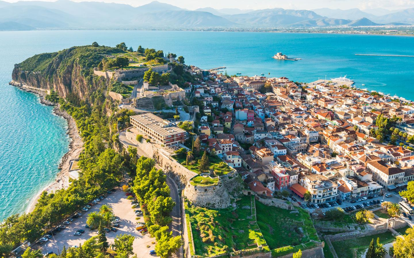 Hotels in Nafplion