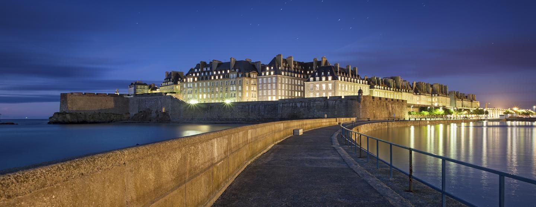 Lyxhotell i Saint-Malo