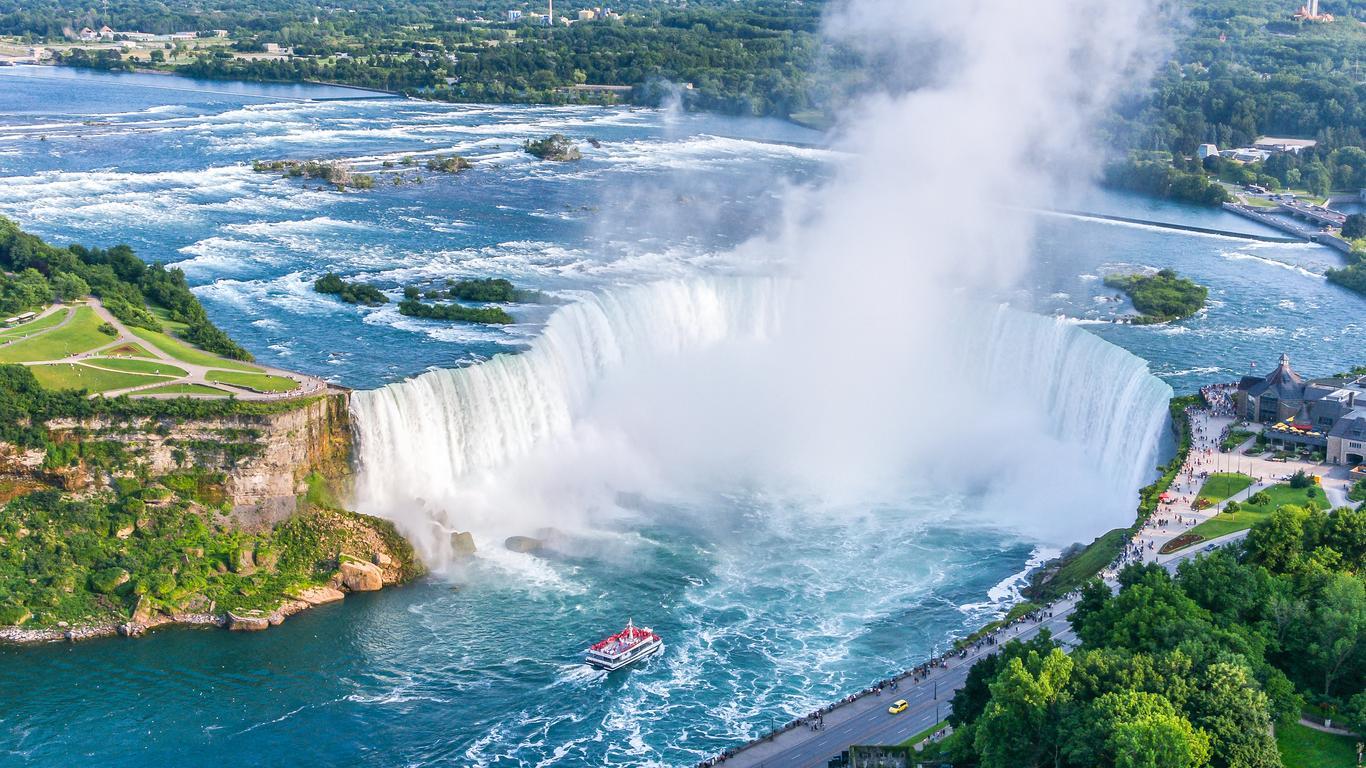 Alquiler de autos en Niagara Falls