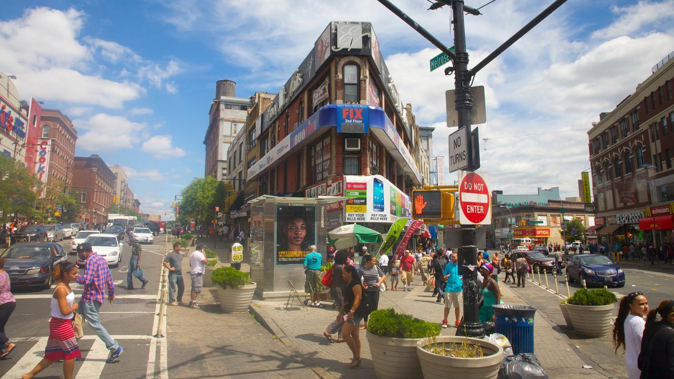 Coches de alquiler en Bronx